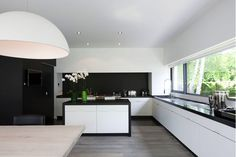 Black and White modern
