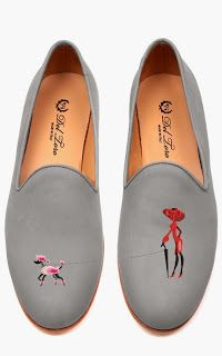 My Intimate Affair with Fashion: Del Toro Whimsical Flats