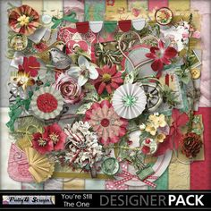 Digital Scrapbooking Kits | You're Still The One-(PattyB) | Everyday, Family, Friends, Heritage, Love, Memories | MyMemories