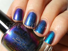 Polish Etc.: Girly Bits Wave the Sales Multichrome #GirlyBits #IndiePolish #MultiChrome