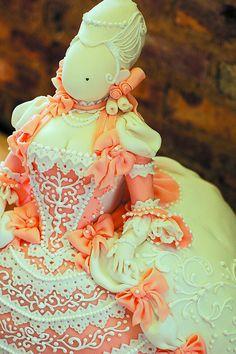 Close Up Marie Cake by Karen Portaleo/ Highland Bakery, via Flickr