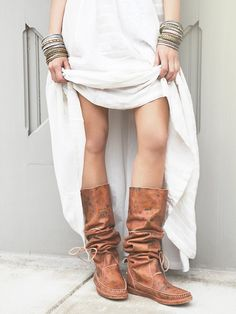 Free People Fiorato Tall Moccasin, $368.00