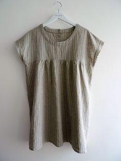 linen cotton tunic