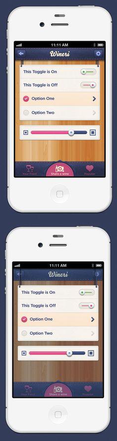 iphone ui apple