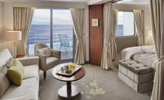 Crystal Serenity Luxury room 4