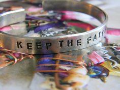 Keep The Faith  So Simple yet so very powerful by chapelhil, $12.00