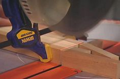 How to Accurately Cut Wood Pieces to the Same Length • Ron Hazelton Online • DIY Ideas & Projects