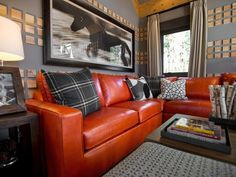 Family Room Pictures From HGTV Dream Home 2014 : Dream Home : Home & Garden Television