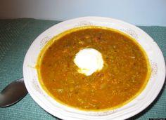 Lentil And Quinoa Soup lentil, quinoa soup, winter soup