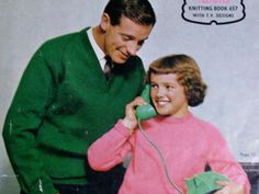 ($2.00) Patons Vintage Knitting pattern book to download in PDF format. Featuring great patterns from the 1950's