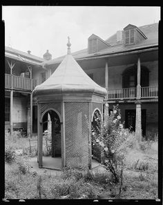 Olivier Plantation, 4111 Chartres St., New Orleans, Orleans Parish, Louisiana