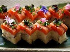 beautiful #sushi