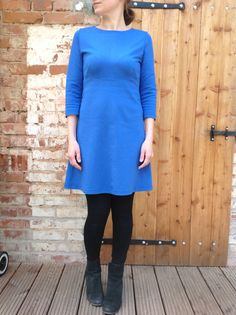 Day 16 - Dress Simplicity 7051  #mmmay14