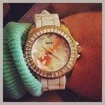 #wristcandy #seksy #watch #ombre #mintgreen #favourite #colour #orange #watches #watch #fashion #beauty #bblogger #sekonda #pretty #lush