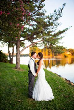 lake of the pines auburn wedding | Green Vintage Photography