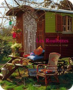 refurbed gypsy caravan