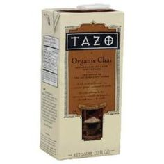 Tazo Organic Chai Spiced Black Tea Concentrate (Pack of 3), $35