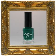 MAX - This green is totally badass, just like the girl who inspired it. (Deep green high-gloss creme.) $18.95