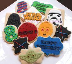 Star Wars Birthday Assortment