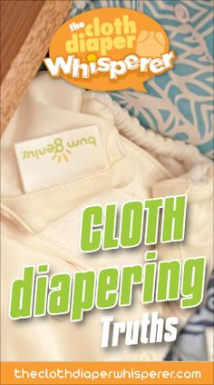 The Cloth Diaper Whisperer: Cloth Diapering Truths: Some of Them Really Are Universal!  http://www.theclothdiaperwhisperer.com/2014/05/cloth-diapering-truths-some-of-them.html