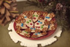 Sue Bee Reindeer Honey Sugar Cookies