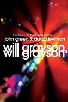 Will Grayson, Will Grayson by John Green.  Click the cover image to check out or request the teen kindle.