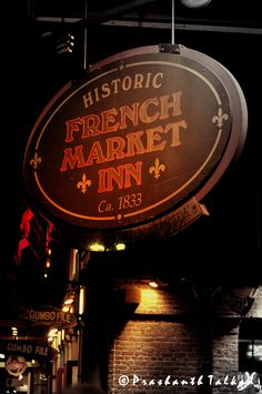 new orleans, nola trip, french market inn, histor french