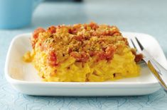 Old-Fashioned Baked Mac & Cheese recipe