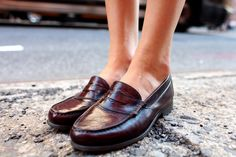 Loafers? Yes, Loafers!
