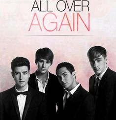 Big Time Rush—All Over Again