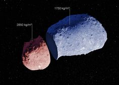 The Anatomy of an Asteroid - SpaceRef