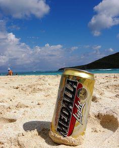 Medalla Light, Beer de Puerto Rico.