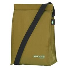 Insulated Lunch Sack - Moss  Men lunch bag