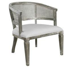 Layford Chair - Gray Limed Oak #RebekahLinkowski