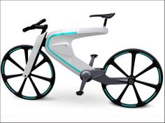 Designer Concept Bicycles - Bike To The Future (GALLERY)