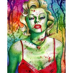 rose, vintage quilts, marilyn monroe, watercolor paintings, zombie art, art prints, zombie apocalypse, tattoo, jigsaw puzzles