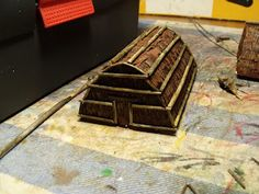 tutorial how to build a model longhouse