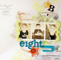 A Project by abudjack from our Scrapbooking Gallery originally submitted 01/05/13 at 09:28 AM