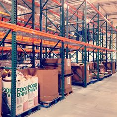 Stamp Out Hunger is only 2 days away! Let's fill these shelves up with food for people in need! #AZ #Arizona #Phoenix #Mesa #hunger #poverty #fooddrive