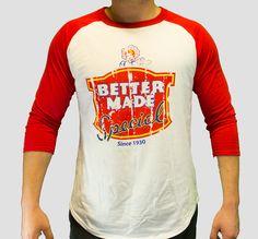 Vintage Better Made Softball T-Shirt