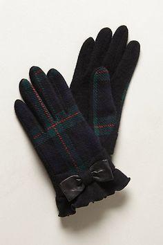 yoyogi park gloves / anthropologie