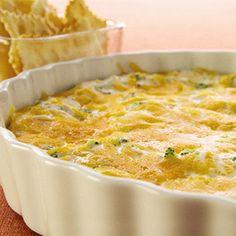 Hot Broccoli Cheese dip--yummy!