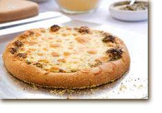 Semolina Pizza Dough Recipe