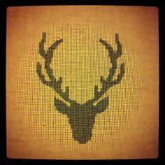 Fabric Deer Head Pattern Free Patterns