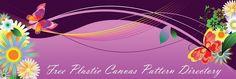Free Plastic Canvas Patterns