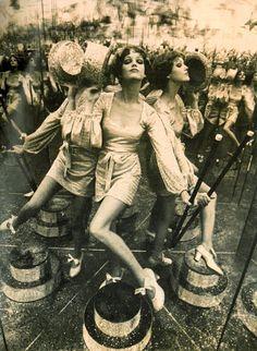 1967, Betsy Johnson for Paraphenalia ad  via Betsy McDonald via Leah Faust