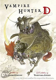 Vampire Hunter D - Classic #vampire #anime . Your typical vampire verse human story with a hunter who has his own powers... Anime version of Underworld or Van Hellsing Awesome!