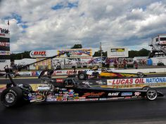 K & N's Gary Stinnett Retains NHRA National Super Comp Crown for a Second Year