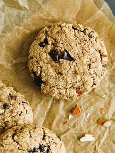 Double chocolate almond butter trail cookies [ HGNJShoppingMall.com ] #food #shop #deals