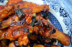 Team Traeger | Irresistible Spicy Honey-Garlic Chicken Wings